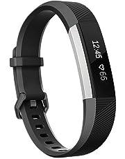 SnowCinda Bracelet pour Fitbit Alta et Fitbit Alta HR,Bracelet Reglable de Remplacment en Silicone Fitbit Band avec Boucle Metal en Acier Inoxydable