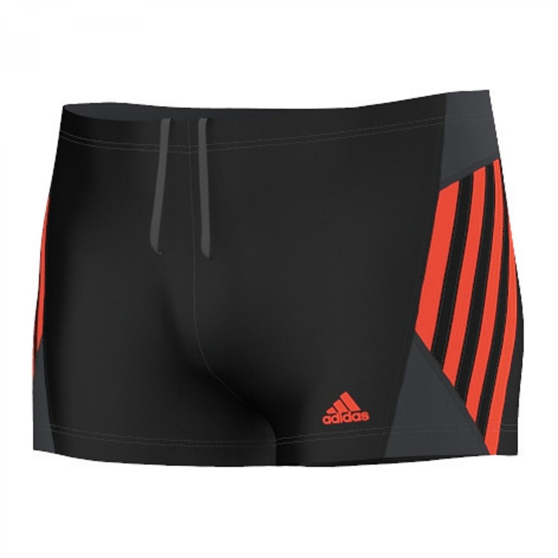 adidas Infinitex Inspiration Men's Boxer Shorts Black/Semi Solar