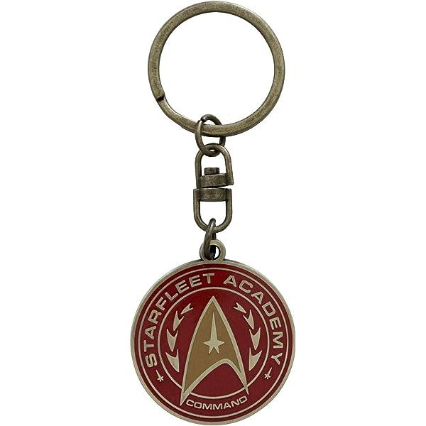 ABYstyle - STAR TREK - Llavero - Starfleet Academy: Amazon.es: Juguetes y juegos