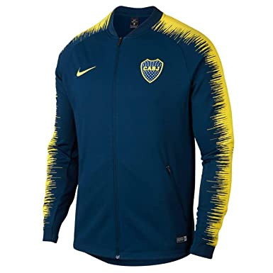 size 40 41600 65c55 Amazon.com: Nike Official 2018-2019 Boca Juniors CABJ Anthem ...