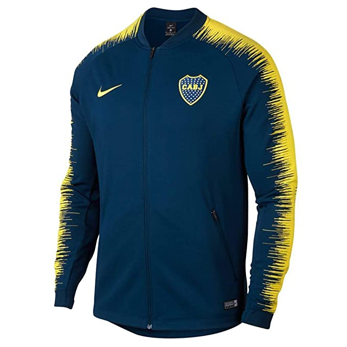 size 40 87d0d 68ba5 Amazon.com: Nike Official 2018-2019 Boca Juniors CABJ Anthem ...