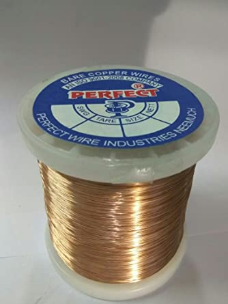 Annealed Copper Wire | Bare Annealed Copper Wire 1 Kg Amazon In Industrial Scientific