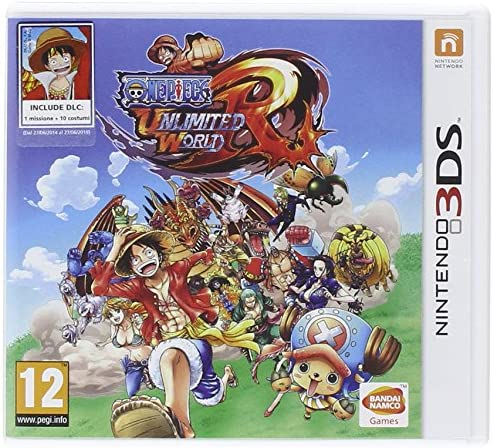 One Piece Unlimited World Red - Day-One Edition [Importación ...