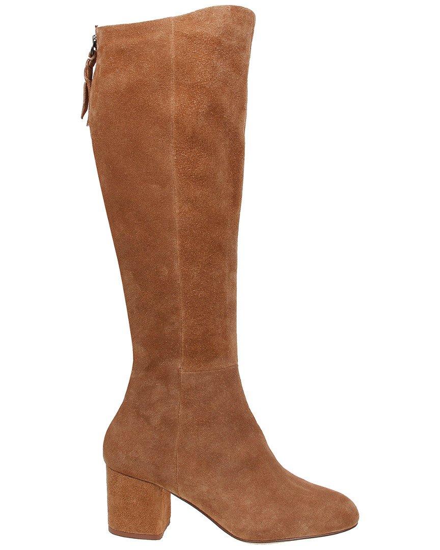 Splendid Women's Danise Knee High Boot, Chestnut, 7 M US