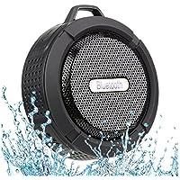 BOA Shower Speaker Waterproof, Wireless, with Bluetooth, Built in Mic,Water Resistant, Outdoor & Home