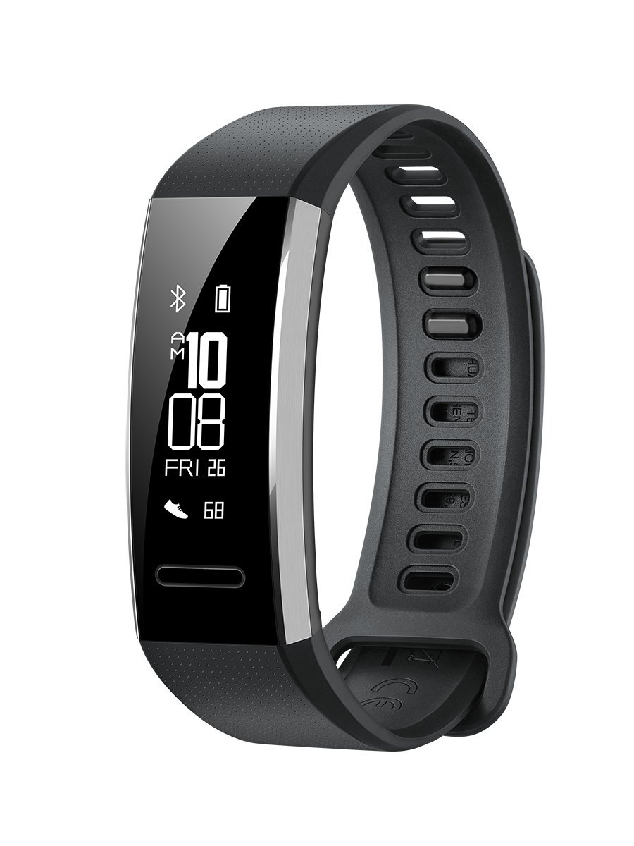 "Huawei Band 2 PRO Smartwatch, Display da 0.91"", Nero product image"