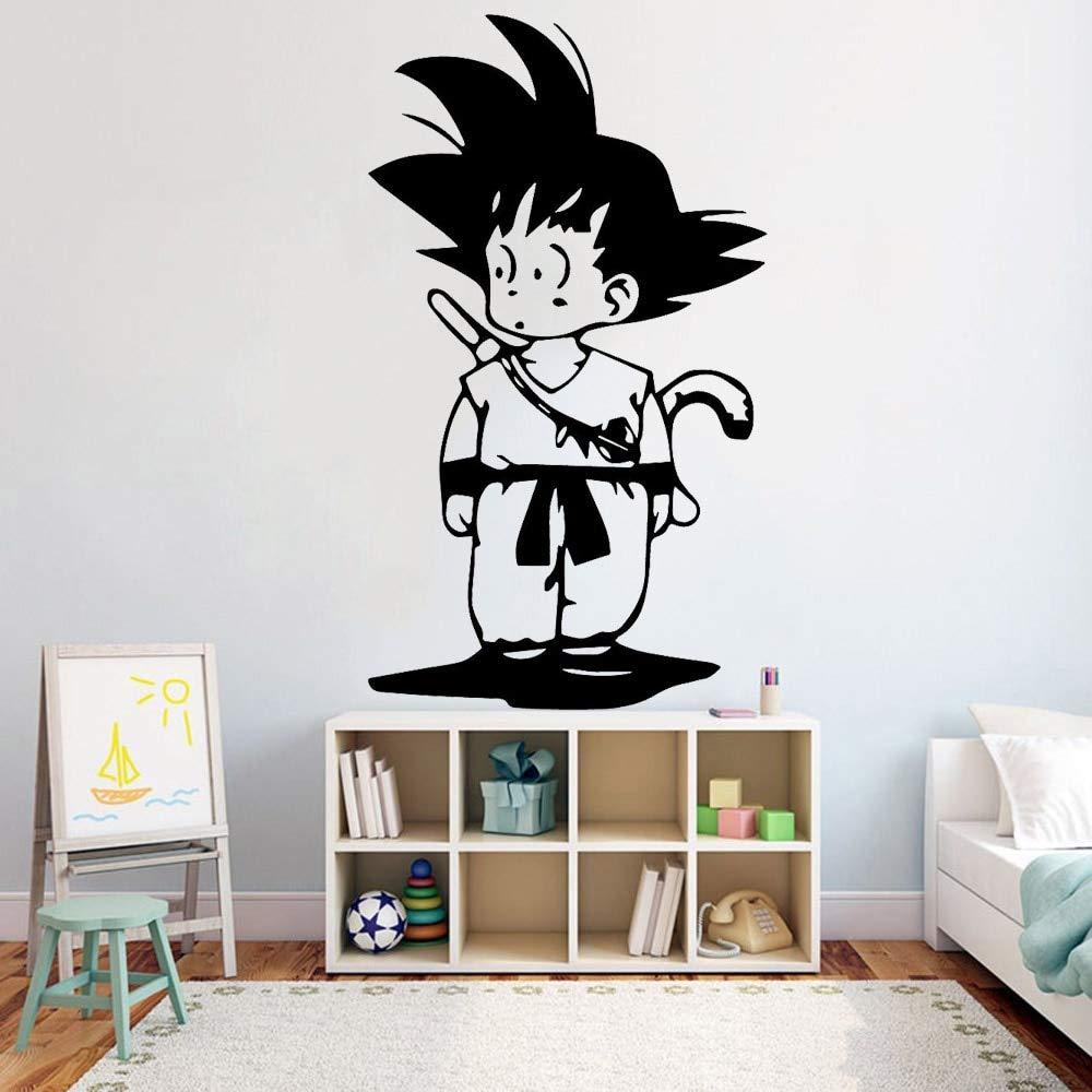 guijiumai Goku Dragonball Etiqueta de la Pared Accesorios de ...