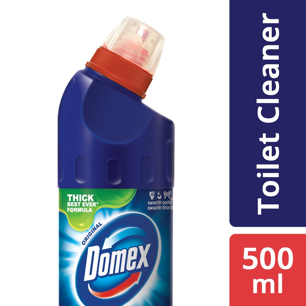 Best Rated In Toilet Cleaners Helpful Customer Reviews Dettol Antiseptic Liquid 500 Ml 2 Pcs Flash Domex Cleaner Product Image