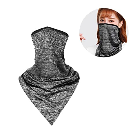 Amazon.com: KOBWA - Bufanda multifuncional para la cabeza ...