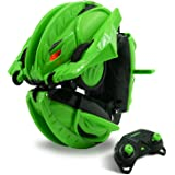 Drone Force YW858320 Terrasect | Remote Relentless Rolling Reptile | 35cm | 2.4 Gigahertz Controller, Green