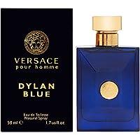 Versace 595 25738 Dylan Blue Eau de Cologne, 50ml