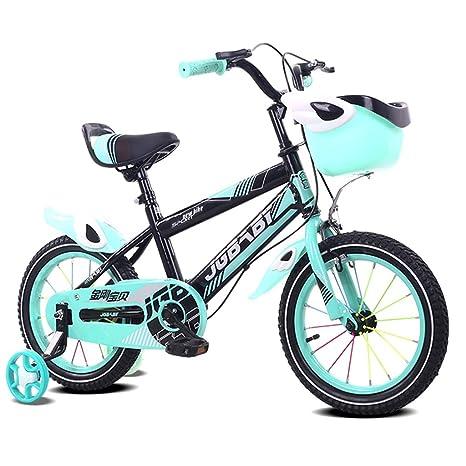 Carrito de bebé Bicicleta del Doblez del niño 3-6-8 años Cochecito de
