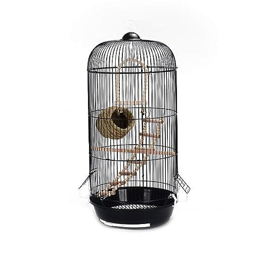 Jaula de pájaros europea Jaula de vuelo de metal Jaula de pájaros ...