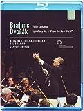 Violin Concerto / Symphony No 9 [Blu-ray] [Import]
