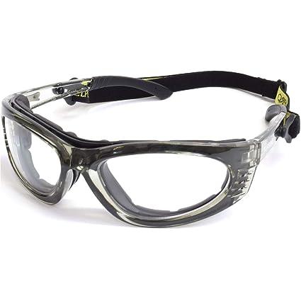 0bc9278cdc450 Óculos de Segurança - Turbine com Lente Incolor-STEEL PRO-656358 ...
