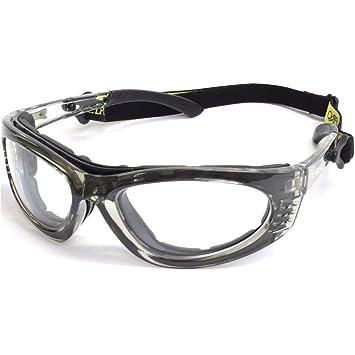 Óculos de Segurança - Turbine com Lente Incolor-STEEL PRO-656358 ... f7189d379c