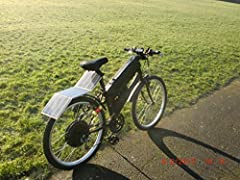 """The making of the new, revolutionary dynamo powered self- charging electric bike. The start to finish story by the inventor & author revealing the secrets behind the bikes dynamo adaption. Over 75 full colour """"How to"""" photo pages showing ..."""