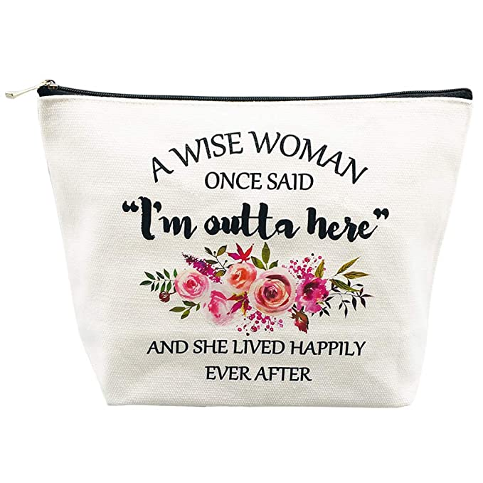 Cute Gifts ideas for Women - Funny Makeup Bag