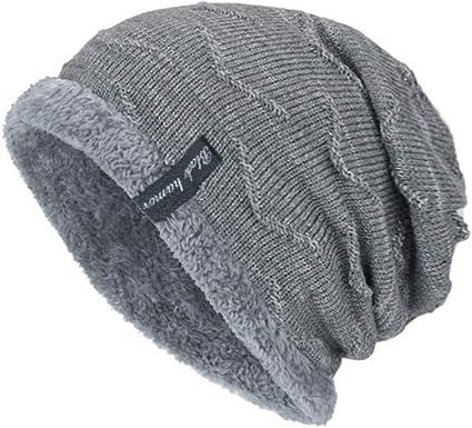 Stocking Cap Cold Weather Headwear Knit Wool Warm Hat Beanie Skull Cap Winter Beanie Spikerking Winter Jacquard Hat Skiing Hats Snowboarding