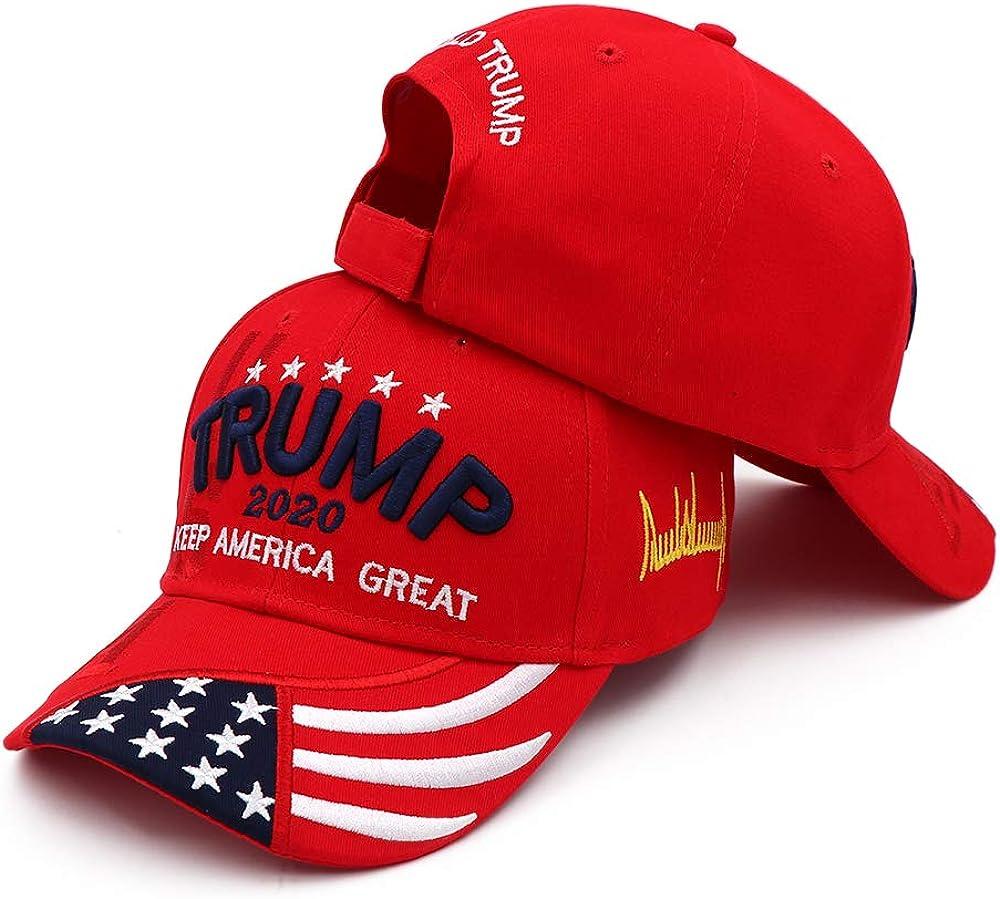 Make America Great Again Hat Donald Trump MAGA Hat Adjustable 2020 Keep America Great Baseball Cap