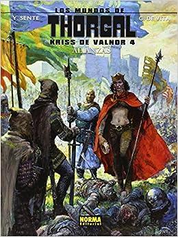 Como Descargar Libros En Los Mundos De Thorgal. Kriss De Valnor 4. Ali Libro Patria PDF