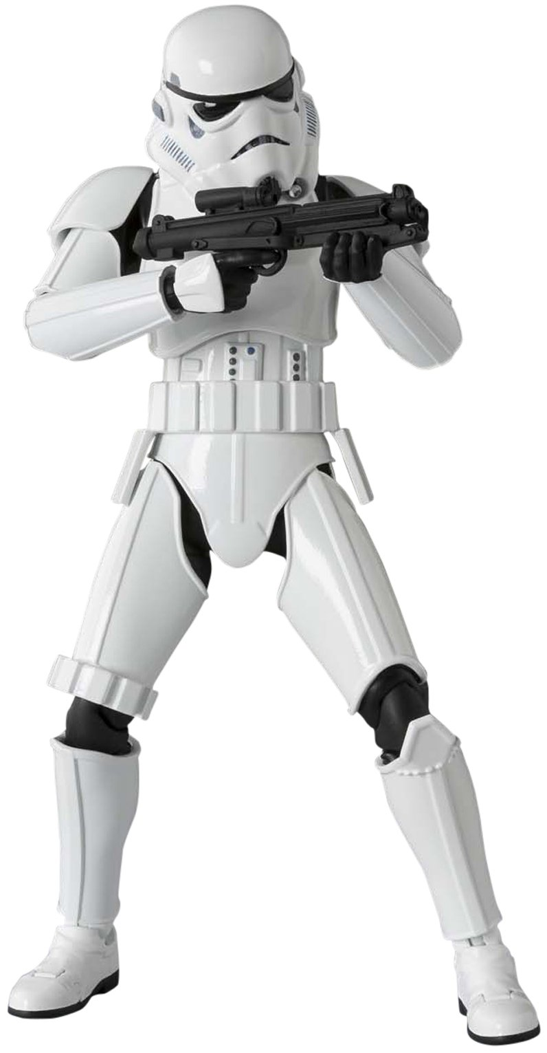 Star Wars SH Figuarts Storm Trooper About 145mm PVC & ABS-Painted Action Figure