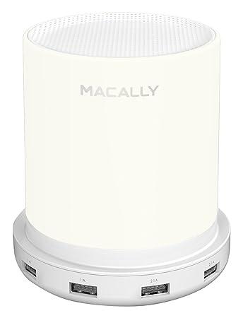 Amazon.com: Lampcharge-UK Cargador USB de 4 puertos con ...
