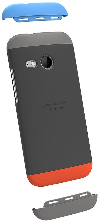 HTC Double Dip Carcasa para HTC One (M8) Mini: Amazon.es ...