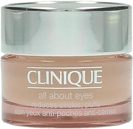Clinique All About Eyes Reduces Circles, Puffs – Travel Size 5ml: Amazon.de: Drogerie & Körperpflege