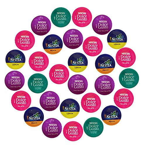 Nescafe Dolce Gusto Capsule Time