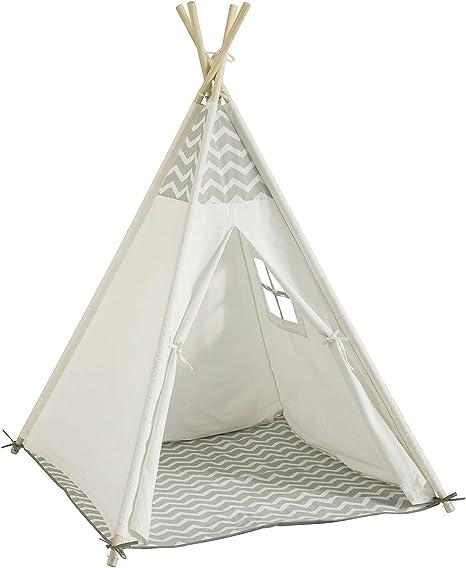 Tipi Tent Scandinavische wit   Etsy