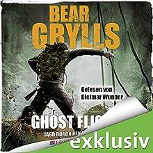 Ghost Flight: Jagd durch den Dschungel Hörbuch von Bear Grylls Gesprochen von: Dietmar Wunder