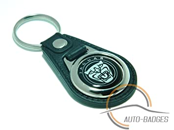 Jaguar Keyring Jaguar X Type Classic Car Key Ring Vintage Cars
