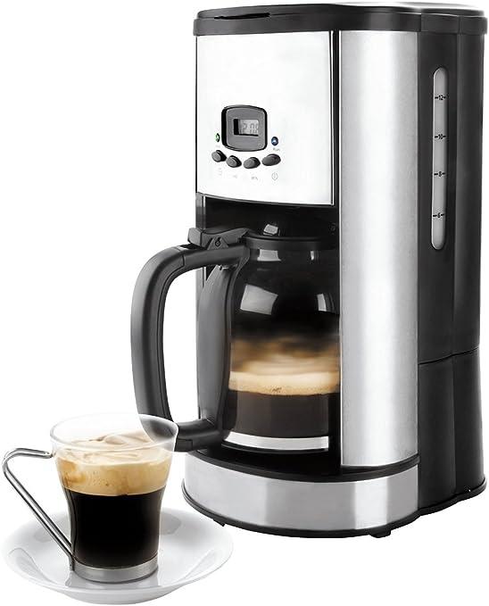 Lacor - 69279 - Cafetera De Goteo Programable 900w 1,80Litros ...