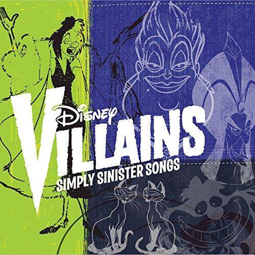 Disney Villains Simply Sinister Songs