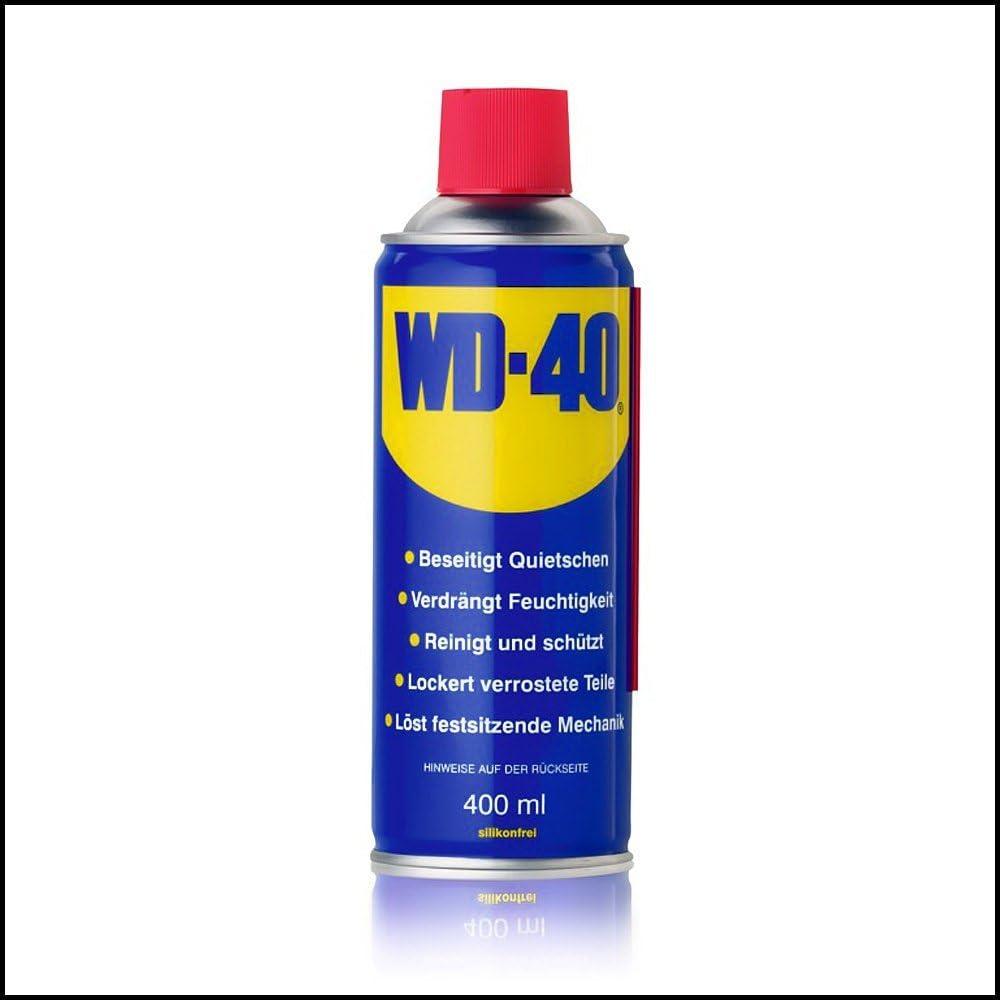 WD-40 Multi aceite pulverizador Classic 400 ml para bicicleta ...
