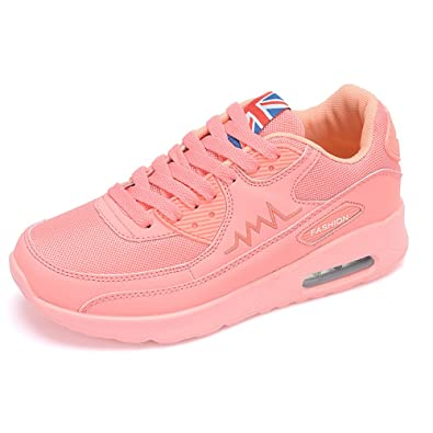 2815d24bac5 Peggie House Ladies Running Trainers Air Tech Ladies Trainers Womens Shock  Absorbing Trainers Running Fitness Sports
