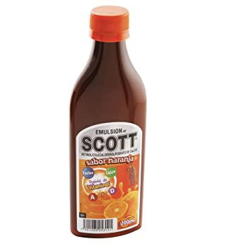 Emulsion de Scott orange