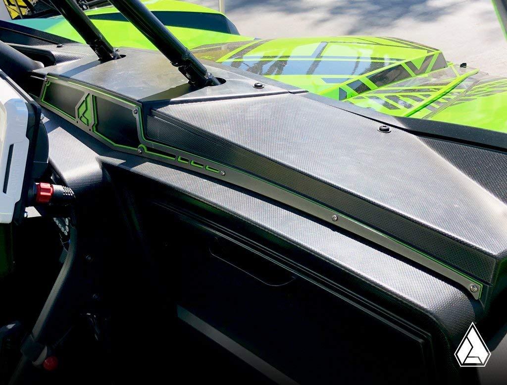 Assault Industries 501005BA0104 Dash Bezel-Green Textron Wildcat XX