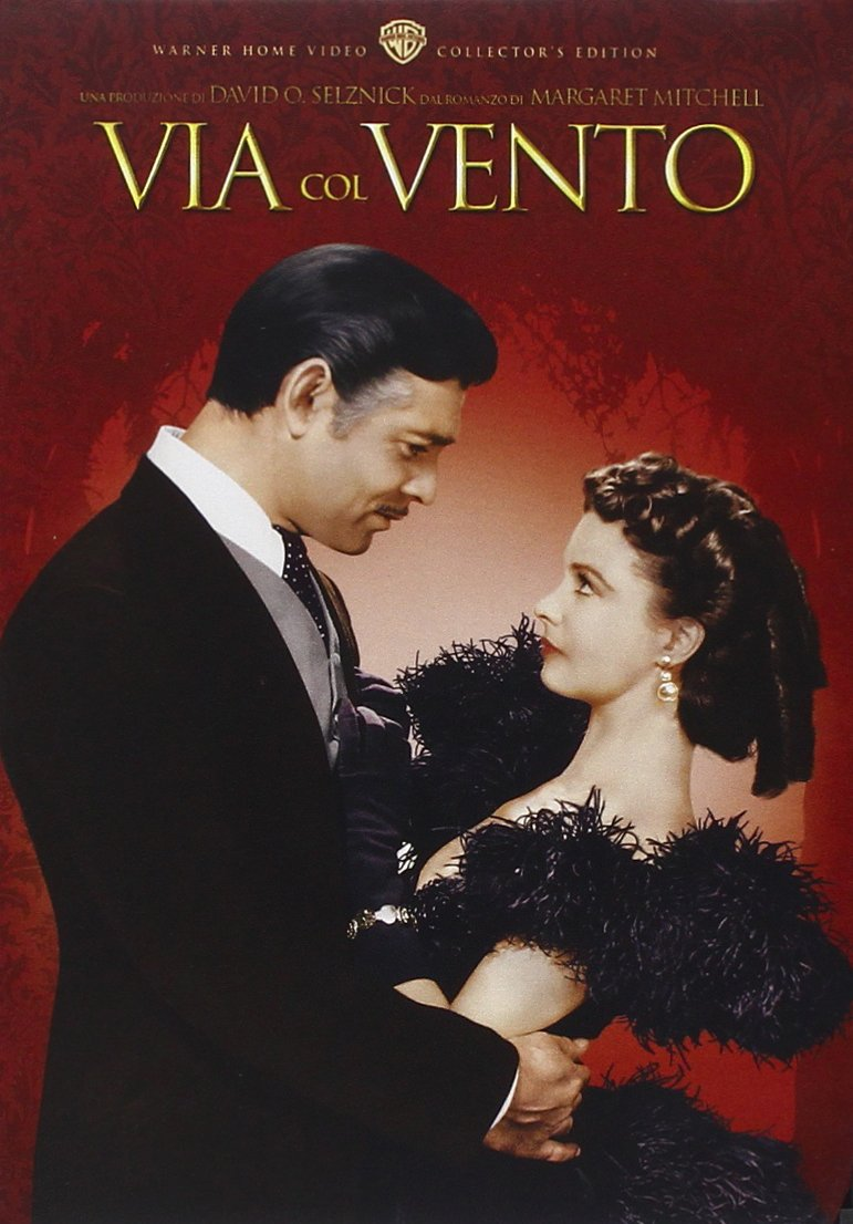 Via Col Vento Collector S Edition 5 Dvd Amazon It Clark Gable Vivien Leigh Olivia De Havilland Leslie Howard Thomas Mitchell Hattie Mcdaniel Barbara O Neil Ona Munson Harry Davenport Leona Roberts Butterfly Mcqueen Victor
