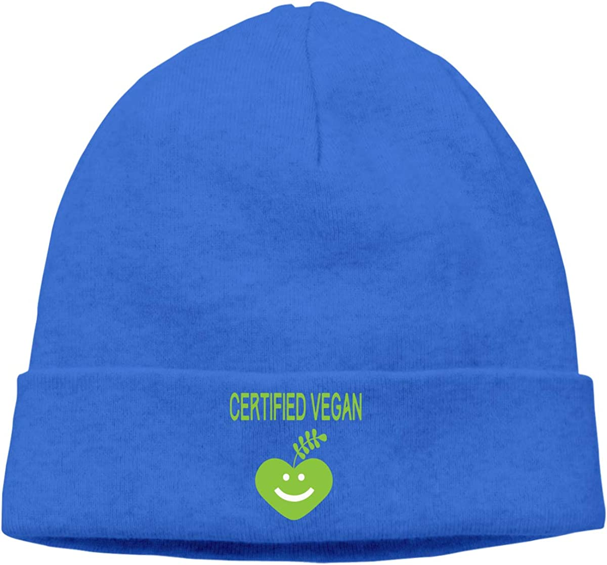 BBlooobow Unisex Certified Vegan Soft Knit Hats
