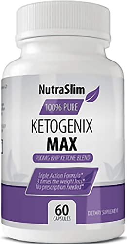 Nutraslim Ketogenix Max