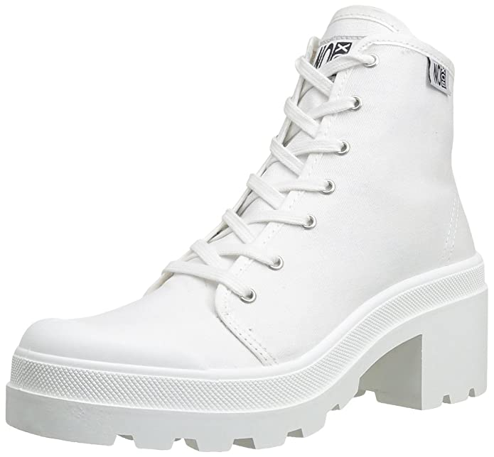 No Box Galia, Damen Sneaker, Weiß (Blanc (White)), 40 EU: Amazon.de: Schuhe  & Handtaschen