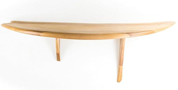 Table De Planche De Surf Pour Poisson Table Console Massello Wood