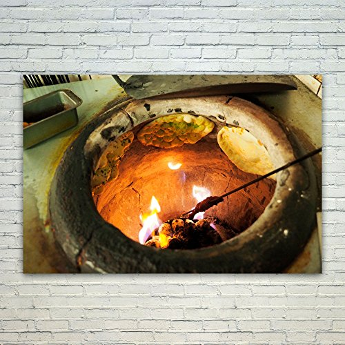 Westlake Art Cooking Bread - 12x18 Poster Print Wall Art - Modern Picture Photography Home Decor Office Birthday Gift - Unframed 12x18 Inch (2444-0CB92) -