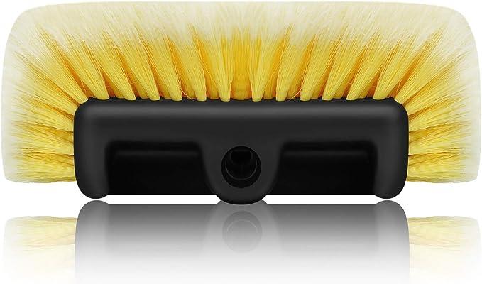 Mofeez Pro Car RV Marine Household Soft Detailing Bristle Scrub Brush