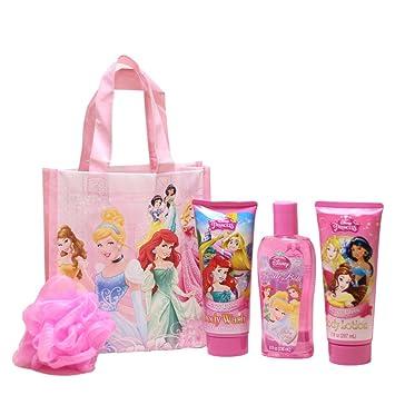 235c599c1613c Amazon.com: Disney Princess Bath Time Fun Pack Bubble Bath, Body ...