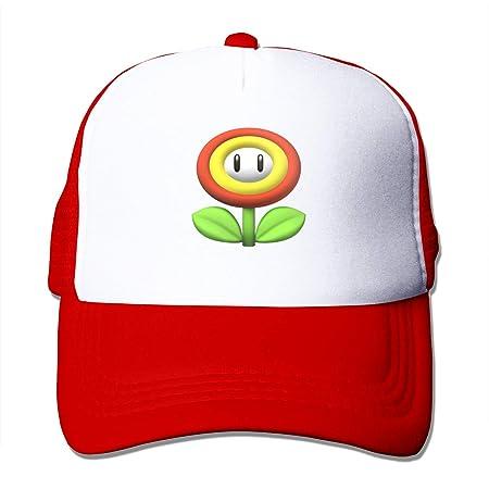 Baisui Super Mario Bros - Gorro de algodón Ajustable para Hombre ...