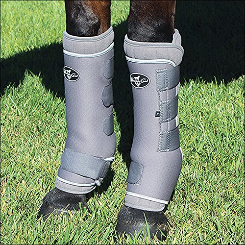 Professionals Choice Wrap VenTECH Tendon Support Combo XL Charcoal VCW by Professional Choice