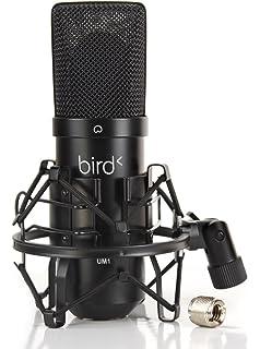 LogiLink Multimedia Mikrofon mit Standfuss